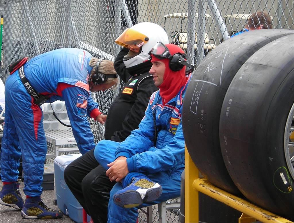 João Barbosa IMSA Racing Porto, Portgugal auto racing driver. Christian Fittipaldi