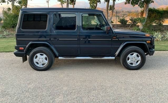 What is a good used Luxury SUV to buy?  For Sale 1998 Meredes-Benz G320