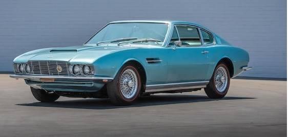 1968 Aston Martin DBS Saloon