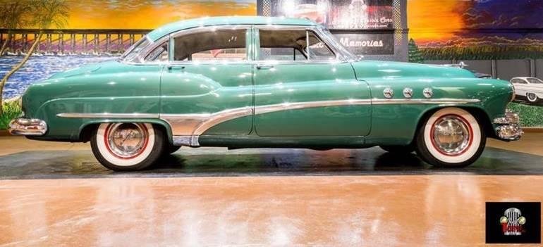 1951 BUICK 8