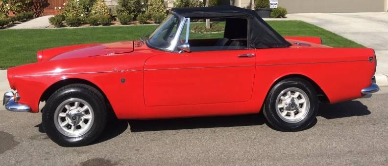 Want to buy Sunbeam Tiger, 1964 Sunbeam Tiger Series 1 Go to Classic-Carstore.com