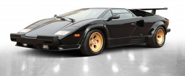 1988 Lamborghini Countach LP5000 QV