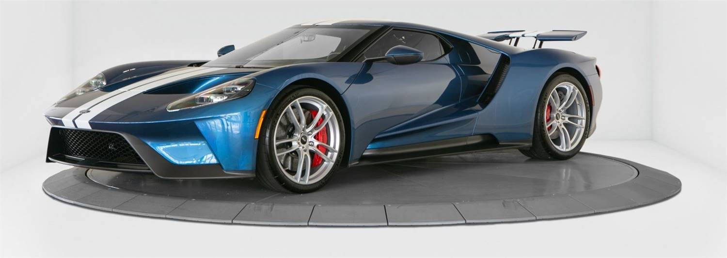 Can you buy a Ford GT?  Yes, we have this For Sale, 2017 that was #90 in the production line up.