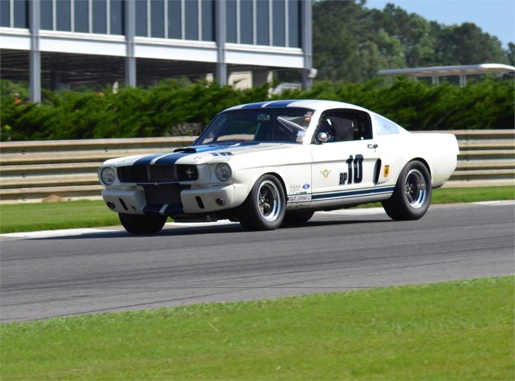 1965 Mustang Road Racing, SCCA Racing, Pirelli Challenge