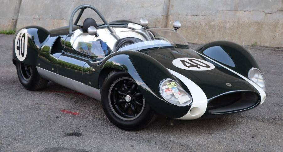 1961 COOPER MONACO MARK III SPORTS-RACING