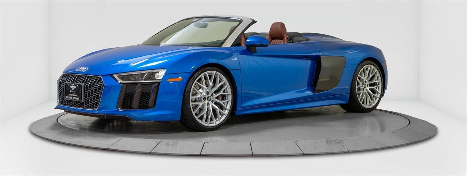 Can you buy an Audi R8 loaded for fair price? Classic-CarStore.com has your desire!