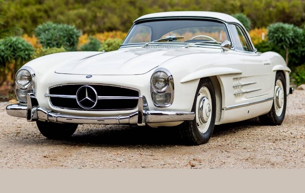 1958 MERCEDES BENZ 300 SL ROADSTER