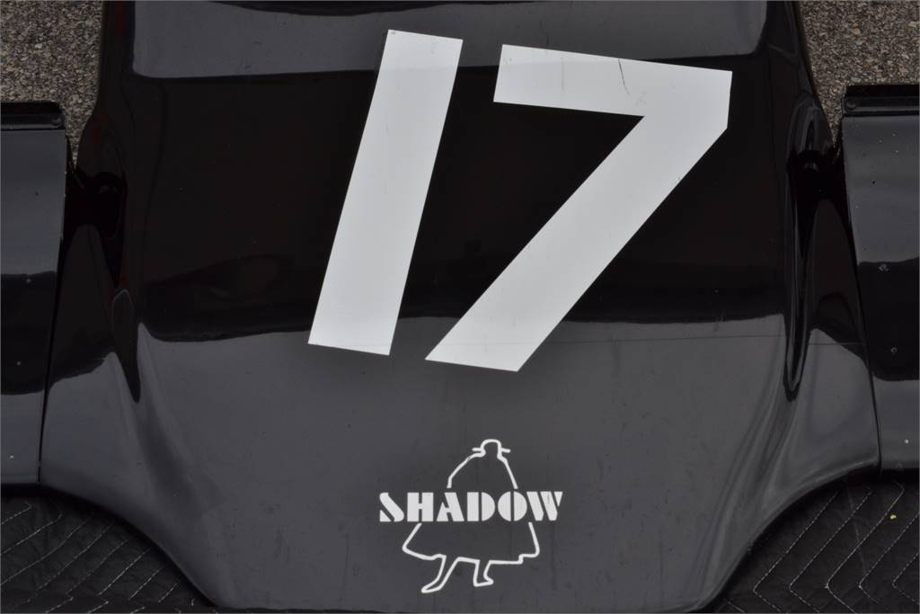 INDY CAR SHADOW NUMBER 17