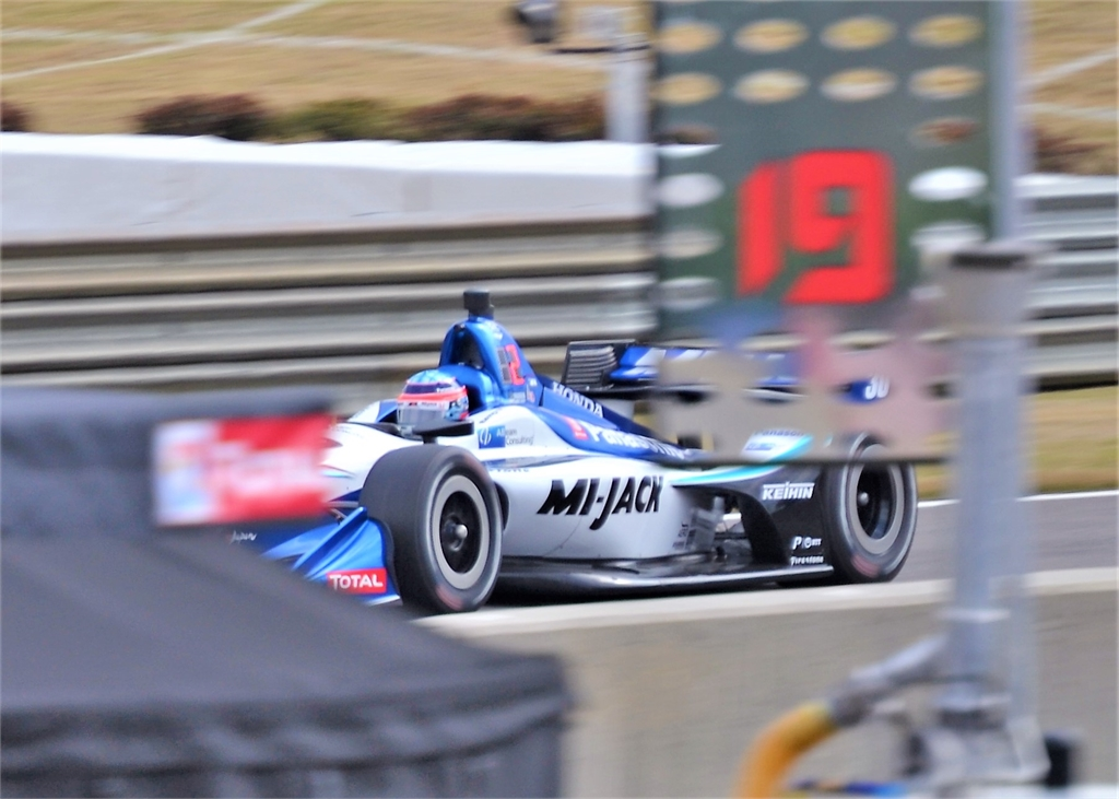 Indy Car Racing Takuma Sato #30