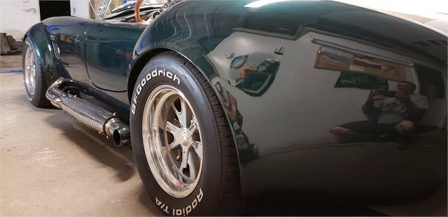 1966 Backdraft Manufacturing Built AC Cobra Roadster