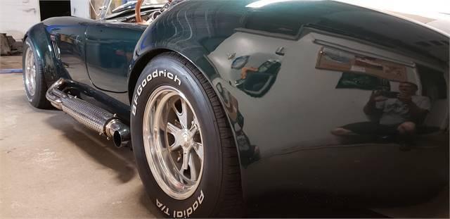 1966 Backdraft Manufacturing Built AC Cobra Roadster