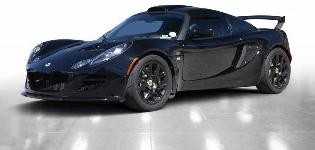 2011 Lotus Exige S 260 Final Edition S260