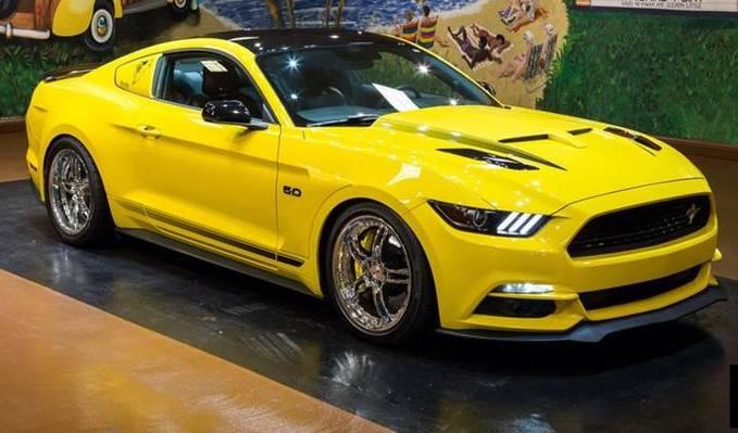 2016 Mustang GT California Special