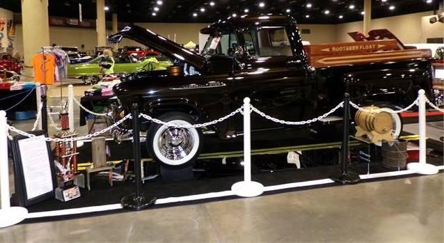 1956 Chevrolet-Full Restoration to New Specifications-Many Awards Won