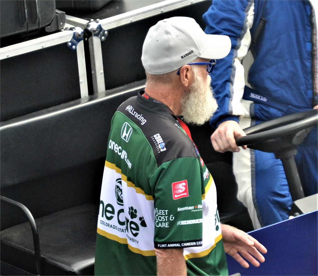 Team Owner David Letterman