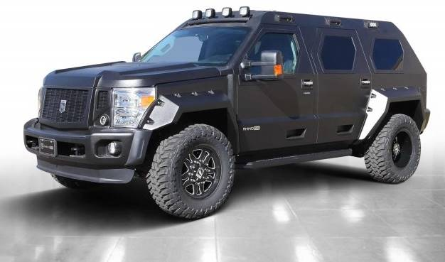 2016 US Specialty Vehicle Rhino GX Premium