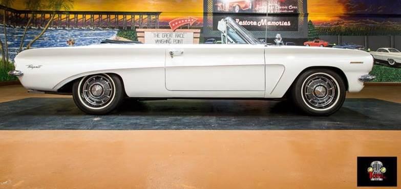 RARE FIND... 1962 Pontiac Tempest LeMans Convertible