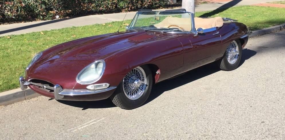 1963 Jaguar XKE Series 1 Roadster Professionally Restored