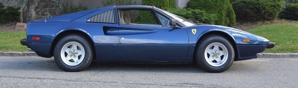 1979 FERRARI 308GTS