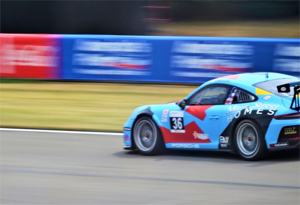 Porsche GT