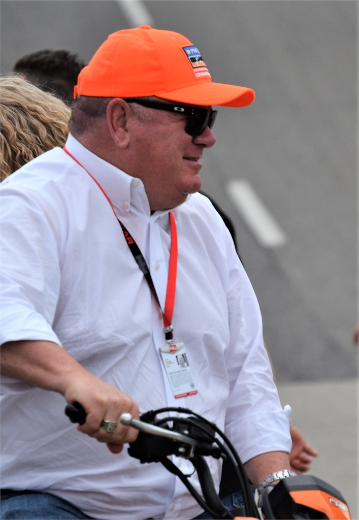 Indy Car Owner Chip Ganassi