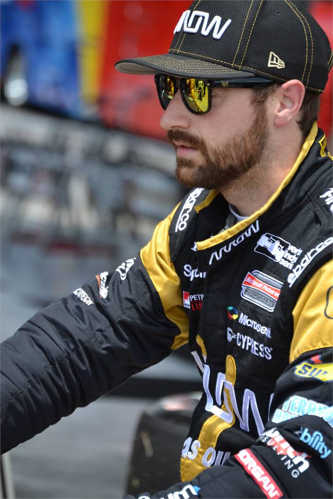 James Hinchcliff IndyCar JIM LOWREY RACING PHOTOGRAPHY