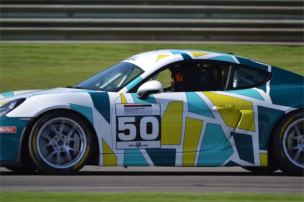 Porsche Cayman PCA Club Racing, Porsche Cayman Road Racing, SCCA, Pirelli Challenge