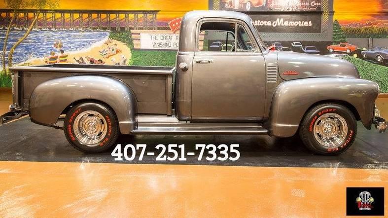 1954 Chevrolet 3100 Pickup Truck