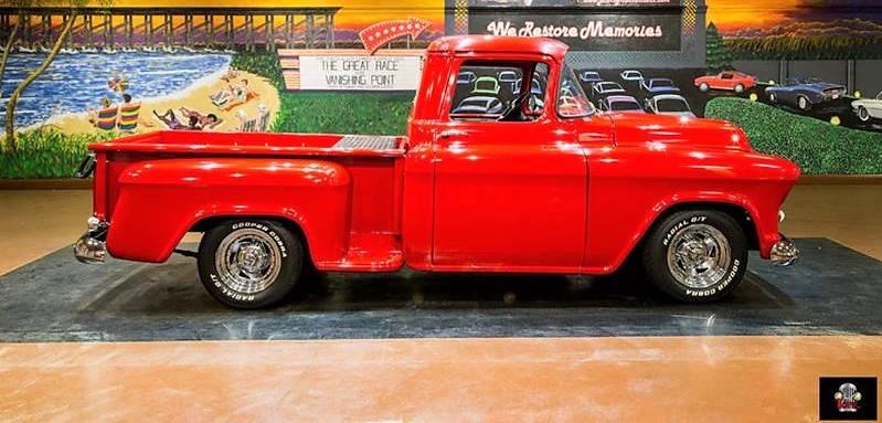 1957 Chevrolet Apache Pickup Truck