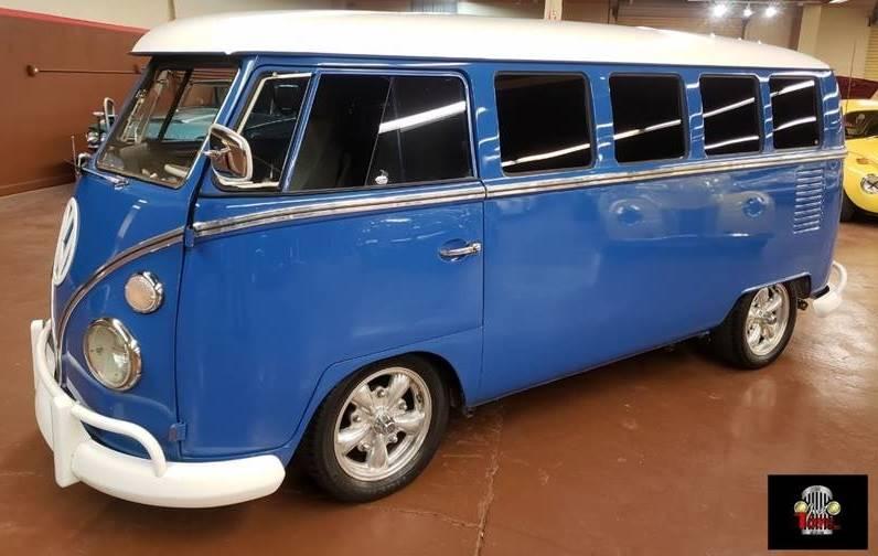 1966 VW PASSENGER VAN