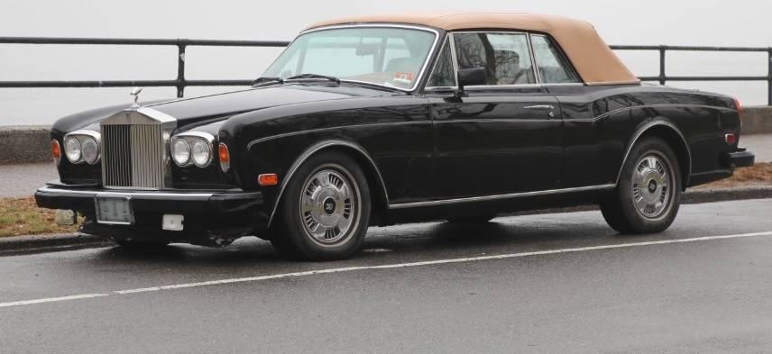 1991 Rolls-Royce Corniche III Great Character Priced to Have Fun!