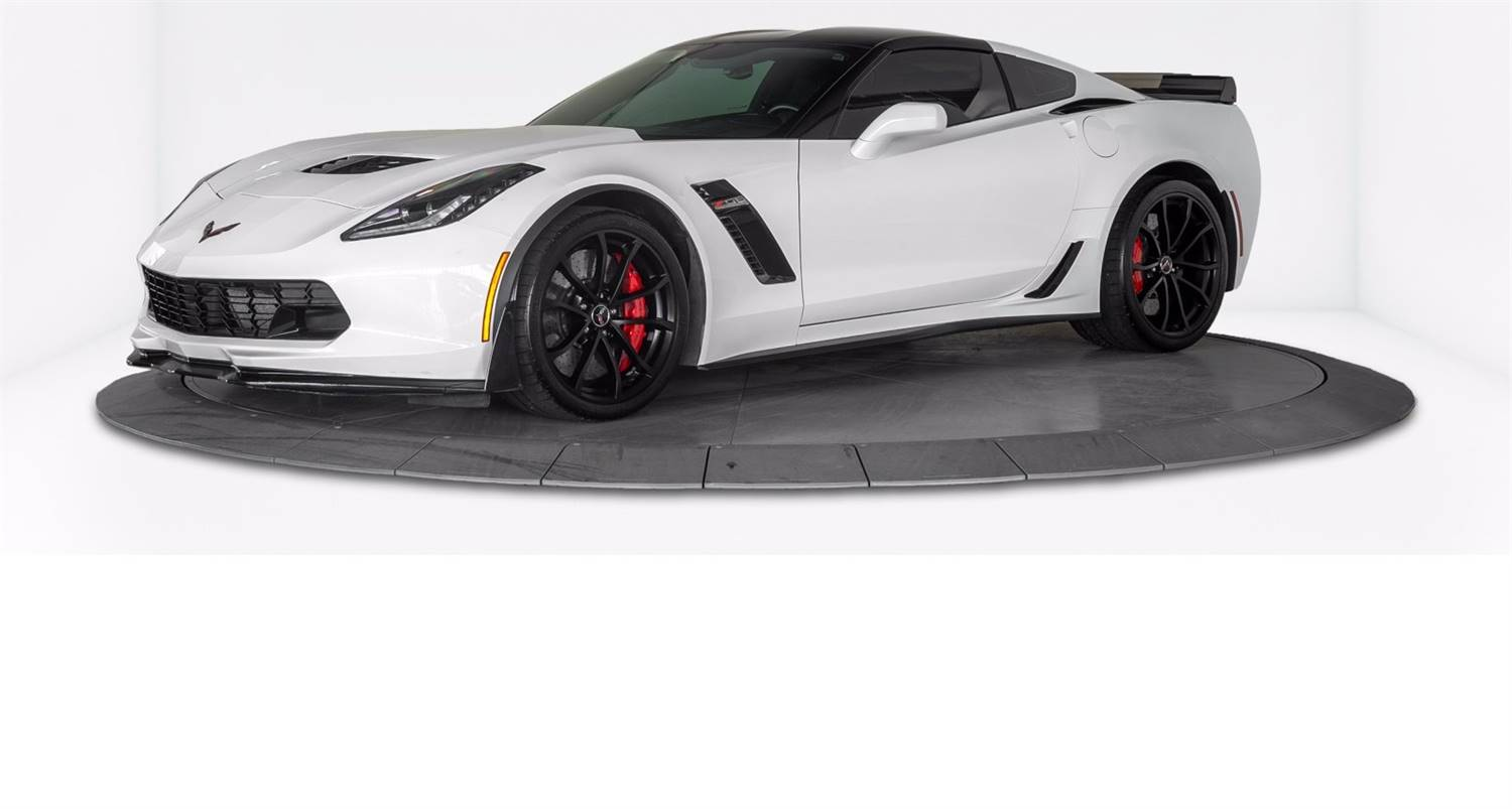 2015 CORVETTE Z06 with 3LZ Package