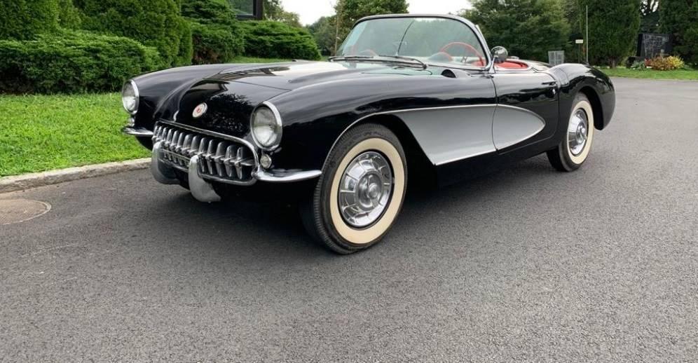 1957 C1 Chevrolet Corvette Roadster