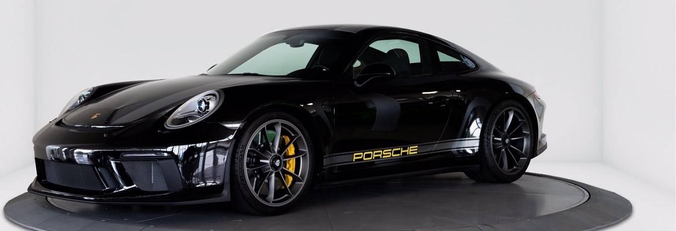 2018 Porsche 911 Touring GT3
