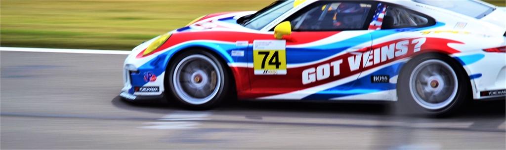 Porsche GT3 Barber Motorsports