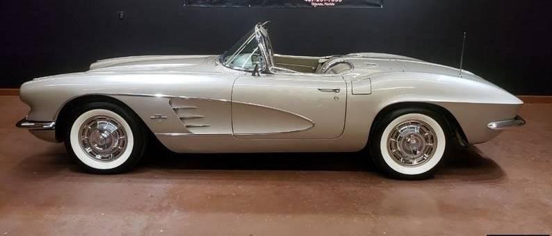 1961 Corvette Roadster