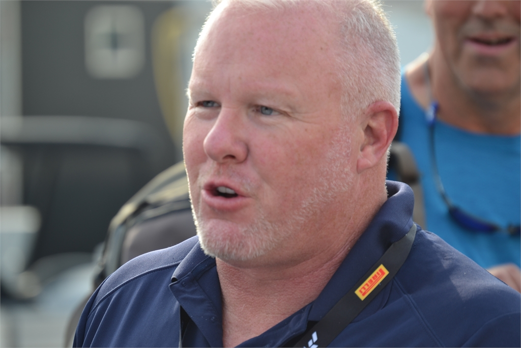 Paul Tracy NBC Indy Car Commentator   Paul Tracy CART Paul Tracy Former Indy Race Driver