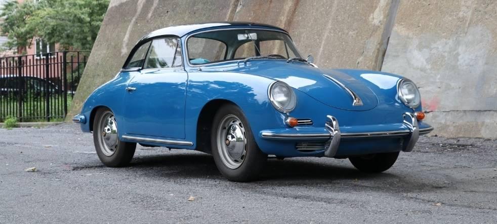 1969 PORSCHE 356B