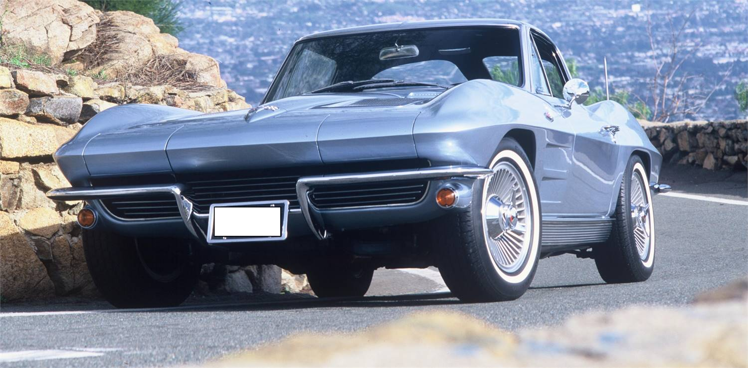 Want an Icon Corvette? 1963 Split Window High End Restoration, all Correct