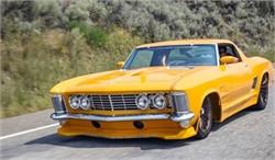 MECHANIC CONVERTS $400 RUST BUCKET INTO AMERICA'S BEST CUSTOM CAR