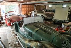 $4,000,000 Barn Find - Rare Ferrari AND 427 Cobra Hidden for Decades