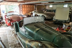 $4,000,000 Barn Find - Rare Ferrari AND 427 Cobra Hidden for Decades