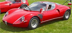 What a $10M Alfa Romeo 33 Stradale sounds and looks like
