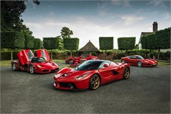 Classic and Collectable Cars - Bursting Bubble or a Market Correction?