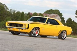 A 1969 Pro Touring Camaro's Six Year Journey to Perfection