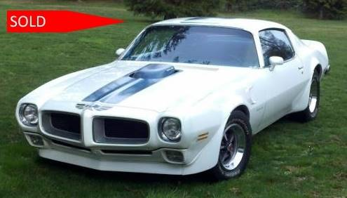 "SOLD SOLD SOLD  1970 Pontiac Trans AM Ram Air III            ""BUSTING BUGS!!!!™"""