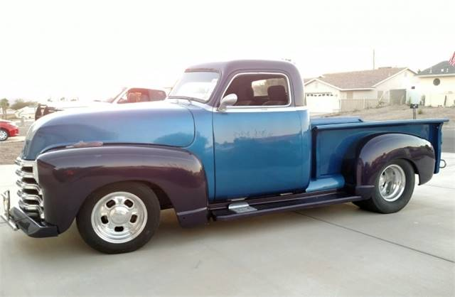 1948 CLASSIC CHEVY PRO STREET TRUCK