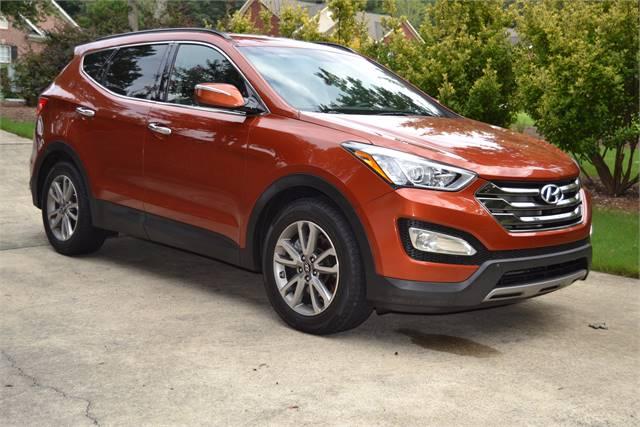 2014 Hyundai Santa Fe 2.0T Premium Turbo SUV $13750