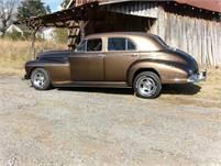 1941 Custom Built Resto-Mod, Oldsmobile 98 Sedan-Cruise in Comfort and Custom Style!