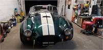 1966 Backdraft AC Cobra small block wide body